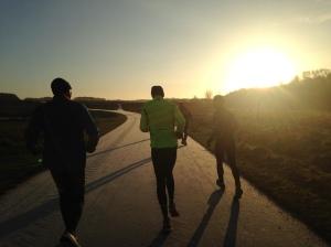 Løb i Dyrehaven - hver søndag kl. 9.00 med Møllbach and crew