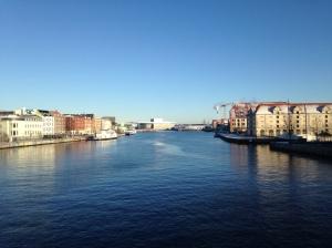 Smukke København, byder på et hav af gode løbemuligheder