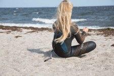 Frisk luft, hav og hyglighed :-)